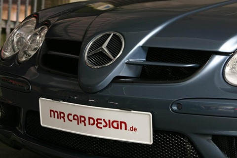 Mercedes-Benz SL 65 AMG by MR Car Design 6
