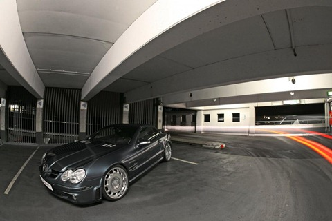 Mercedes-Benz SL 65 AMG by MR Car Design 7