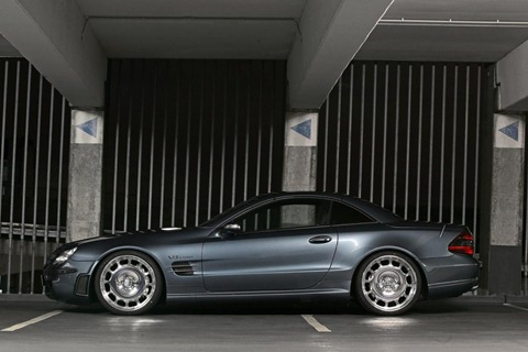 Mercedes-Benz SL 65 AMG by MR Car Design 9