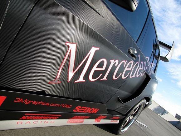 Mercedes GLK350 Hybrid Pikes Peak Rally Car by RENNtech 17