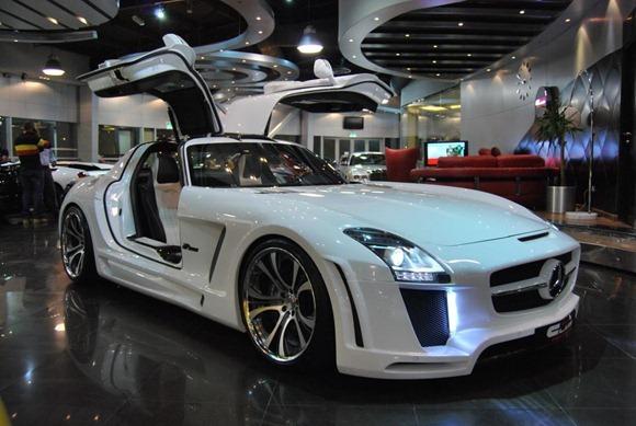 Mercedes SLS AMG by FAB Design 15
