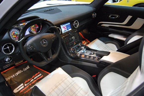 Mercedes SLS AMG by FAB Design 16