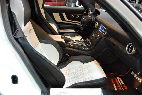 Mercedes SLS AMG by FAB Design 19