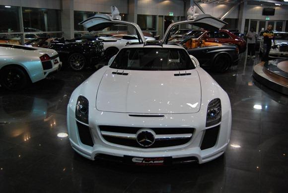 Mercedes SLS AMG by FAB Design 1