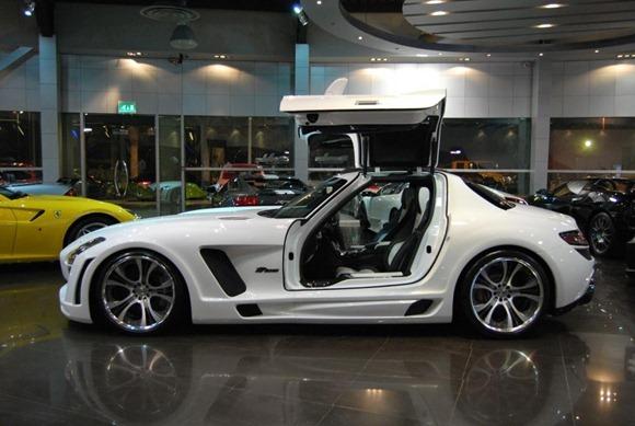 Mercedes SLS AMG by FAB Design 3