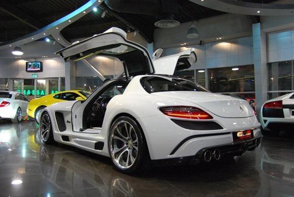 Mercedes SLS AMG by FAB Design 9