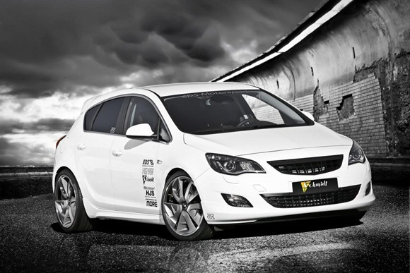 Opel Astra by EDS Motorsport 1