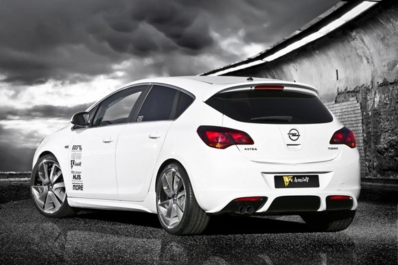 Opel Astra by EDS Motorsport 2