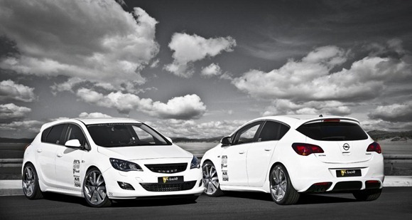 Opel Astra by EDS Motorsport