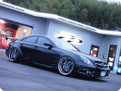 Overkill Mercedes-Benz Pole Position Tuning 05