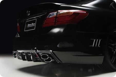 Wald Black Bison Series for 2010 Lexus LS 10