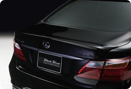 Wald Black Bison Series for 2010 Lexus LS  12