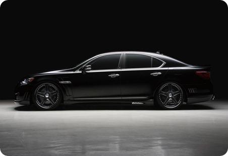 Wald Black Bison Series for 2010 Lexus LS 13