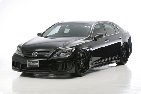 Wald Black Bison Series for 2010 Lexus LS 1