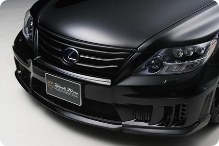 Wald Black Bison Series for 2010 Lexus LS 3