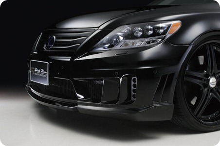 Wald Black Bison Series for 2010 Lexus LS 4