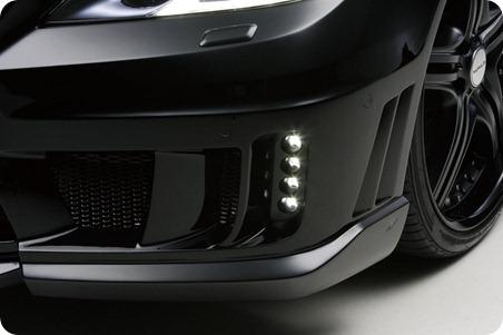 Wald Black Bison Series for 2010 Lexus LS 5