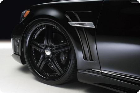 Wald Black Bison Series for 2010 Lexus LS 6