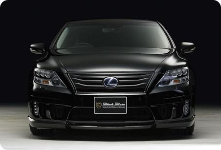 Wald Black Bison Series for 2010 Lexus LS 8