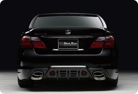 Wald Black Bison Series for 2010 Lexus LS 9