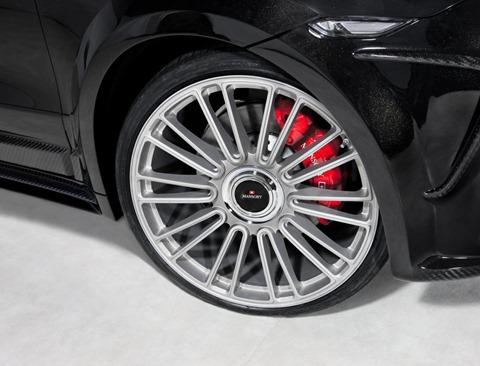 Wide-body Porsche Cayenne by Mansory 10
