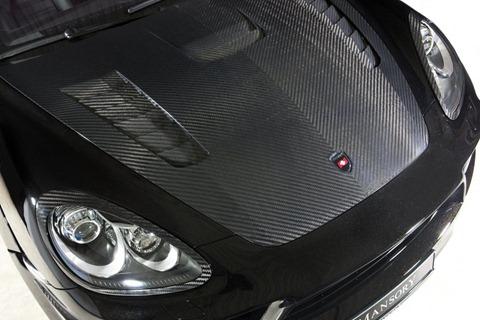 Wide-body Porsche Cayenne by Mansory 11