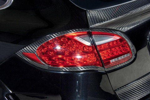 Wide-body Porsche Cayenne by Mansory 18