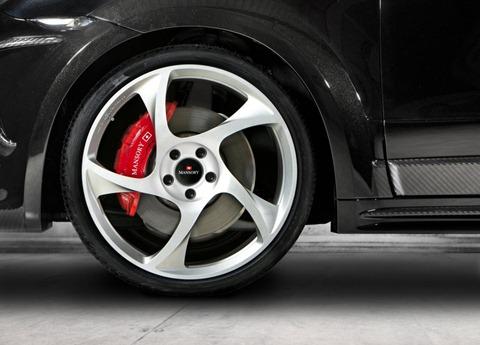 Wide-body Porsche Cayenne by Mansory 9