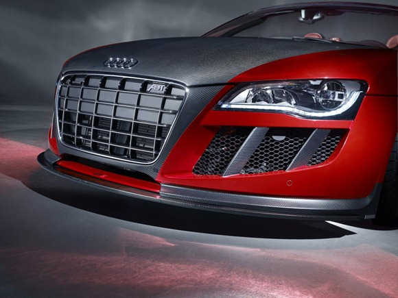 Abt Sportline Audi R8 GT S 4