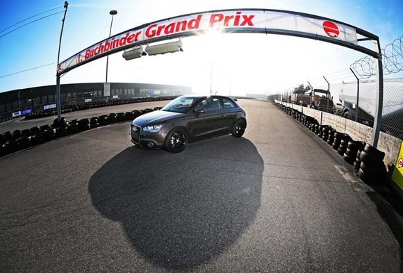 Audi A1 by Pogea Racing 11
