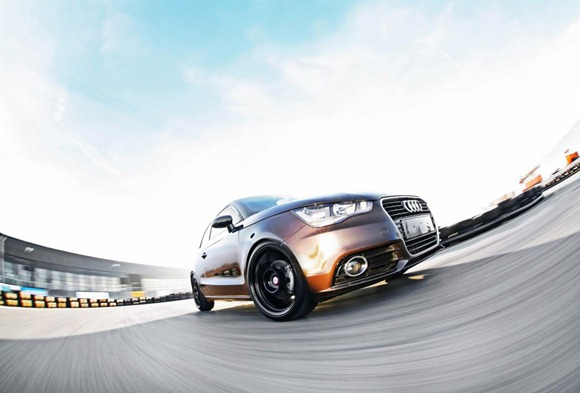 Audi A1 by Pogea Racing 12