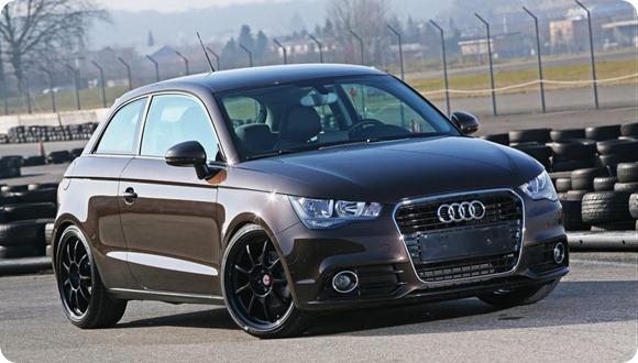 Audi A1 by Pogea Racing