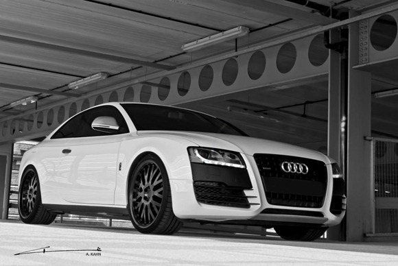 Audi A5 by Project Kahn 1