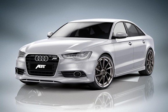Audi A6 by Abt Sportline 2