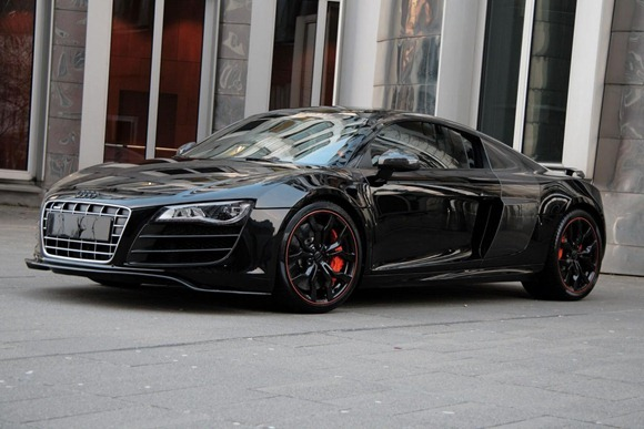 Audi R8 Hyper Black Edition by Anderson Germany 1