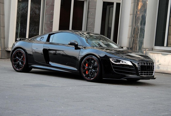 Audi R8 Hyper Black Edition by Anderson Germany 3