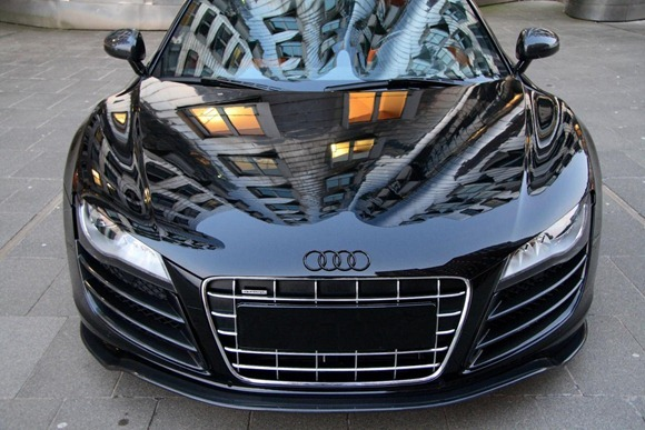 Audi R8 Hyper Black Edition by Anderson Germany 4