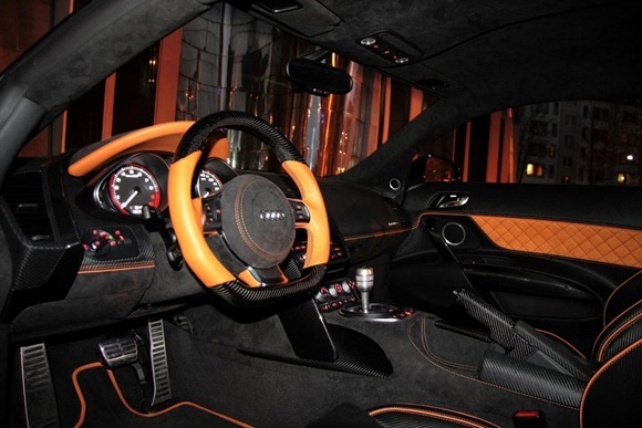 Audi R8 Hyper Black Edition by Anderson Germany 6