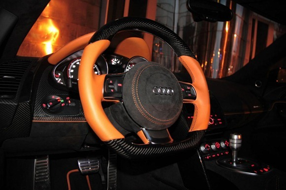 Audi R8 Hyper Black Edition by Anderson Germany 7