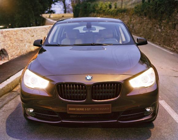 BMW 5-Series Gran Rurismo Trussardi 13