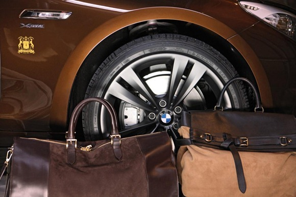 BMW 5-Series Gran Rurismo Trussardi 16