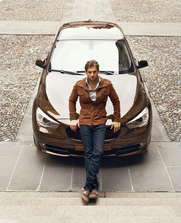 BMW 5-Series Gran Rurismo Trussardi 17