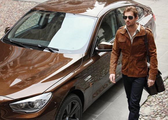 BMW 5-Series Gran Rurismo Trussardi 1