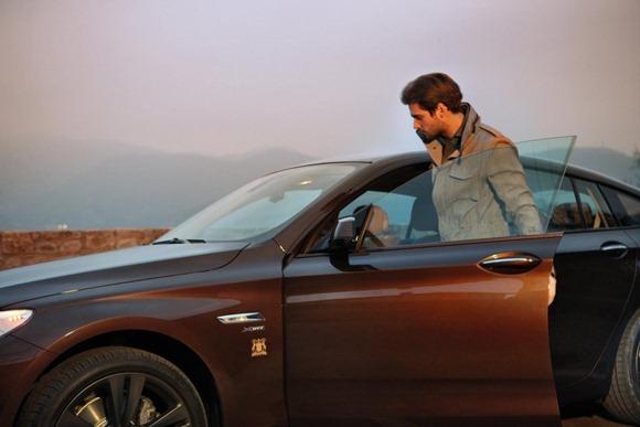 BMW 5-Series Gran Rurismo Trussardi 4