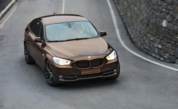 BMW 5-Series Gran Rurismo Trussardi 5