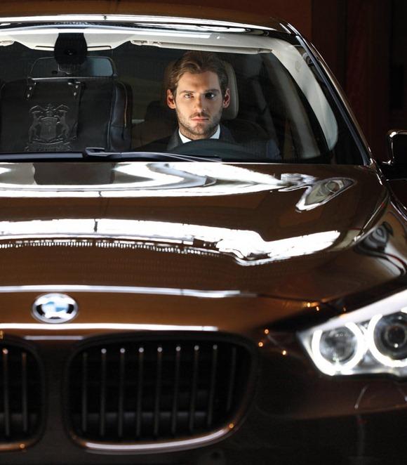 BMW 5-Series Gran Rurismo Trussardi 6