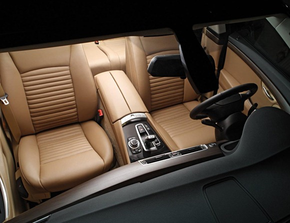 BMW 5-Series Gran Rurismo Trussardi 7