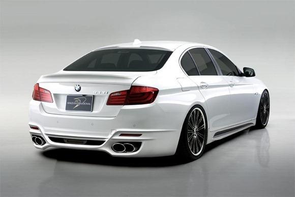 BMW 5-Series by Wald International