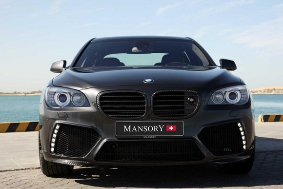 BMW 7-Series by Mansory 1