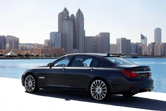 BMW 7-Series by Mansory 2